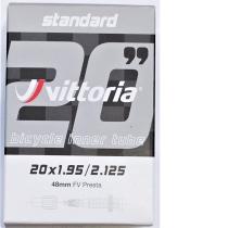 CÁMARA MTB VITTORIA STANDARD 20X1.95/2.125 FV PRESTA 48MM