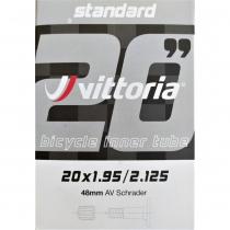 CÁMARA MTB VITTORIA STANDARD 20X1.95/2.125 AV SCHRADER 48MM