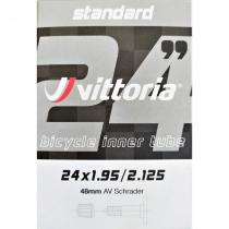 CÁMARA MTB STANDARD 24X1.95/2.125 AV SCHRADER 48MM