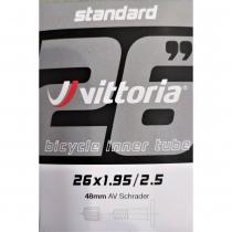 CÁMARA MTB VITTORIA STANDARD 26X1.95/2.50 AV SCHRADER 48MM