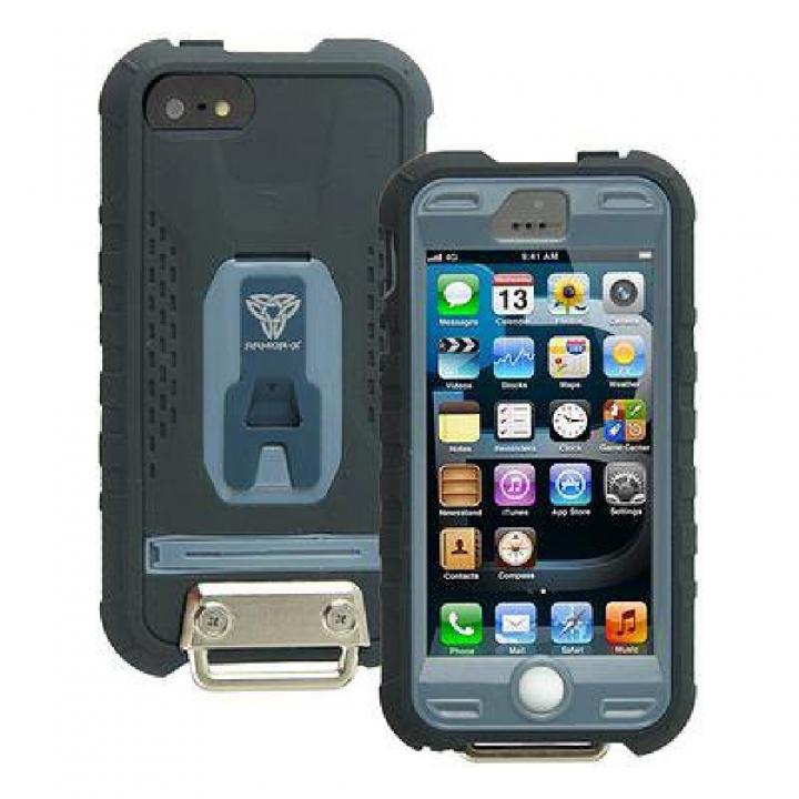 Case X 360º Full Impact Sop. Man. iPhone 5