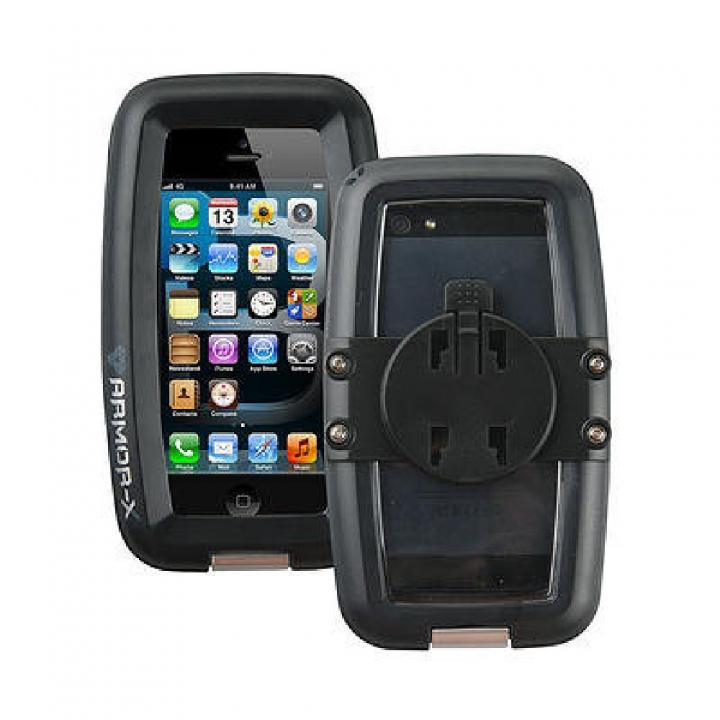Case X Sop. Man.+Clip Cint. Samsung S4