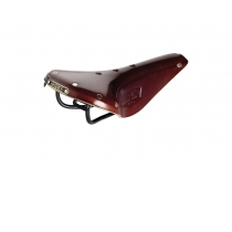 Sillin Brooks B17 Narrow para Bicicleta Color Marron