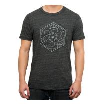 Camiseta m/c Proteus Eco Negro