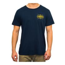 Camiseta m/c Utility Midnight Azul