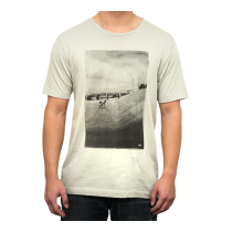 Camiseta m/c The Ditch Silver
