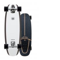 """SurfSkate Carver 30"""" Basalt Proteus Con Ejes C7 Raw"""