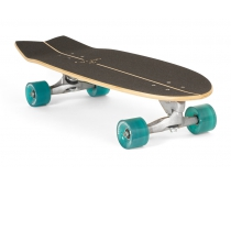 "SurfSkate Carver 29.5"" Swallow Con Ejes CX Color Raw"