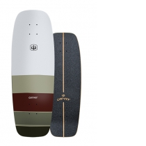 "27,5"" Deck Mini Simms With Grip Tape"
