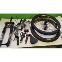 Kit Montaje Bicicleta FURIOUS