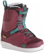 DAHLIA SL Botas Woman Purpura