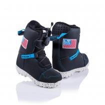 LF SPIN Botas Snow Negro