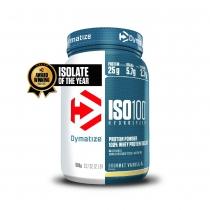 Proteína de suero de leche ISO100 GOURMET VAINILLA 1 bote*900gr DYMATIZE