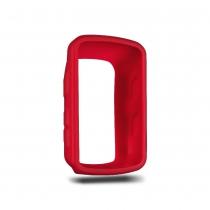 Funda Edge 520 Silicona Rojo