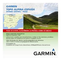 TOPO ALPINA CENTRAL-PICOS