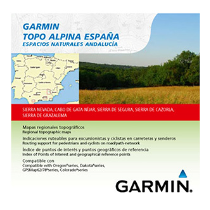 TOPO ALPINA ANDALUCIA GARMIN
