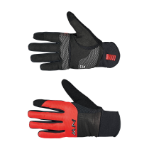 Guante POWER 3 Gel Pad Negro-Rojo