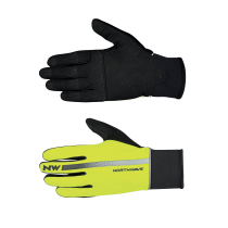 Guante NORTHWAVE DYNAMIC Amarillo Fluo-Negro