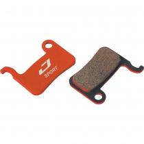 Pastillas de freno de bicicleta para Shimano Semi Metálica ® XTR M975, M966, M965 JAGWIRE (caja 20u)