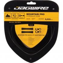 Latiguillo de freno hidráulico para bicicleta Negro Quick-Fit JAGWIRE