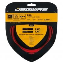 Latiguillo de freno hidráulico para bicicleta Rojo Quick-Fit JAGWIRE
