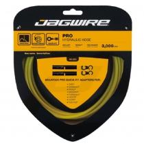 Latiguillo de freno hidráulico para bicicleta Amarillo Quick-Fit JAGWIRE