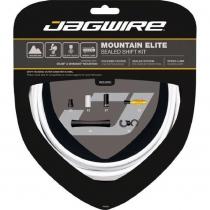 Kit de sellado Elite cambio de bicicleta MTB SRAM/Shimano - Blanco JAGWIRE