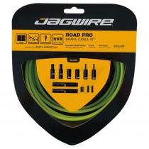 Kit de sellado para freno de bicicleta PRO SRAM/Shimano Verde (Carretera) JAGWIRE