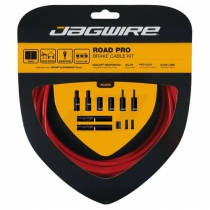Kit de sellado para freno de bicicleta PRO SRAM/Shimano Rojo (Carretera) JAGWIRE
