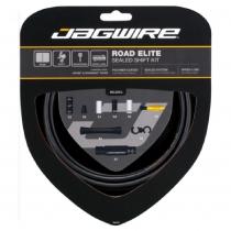 Kit sellado para cambio de bicicleta de carretera ELITE SRAM/Shimano Negro JAGWIRE