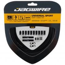 Kit cambio para bicicleta SPORT Universal SRAM/Shimano Campagnolo - Negro JAGWIRE