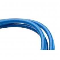 Funda cambio de bicicleta 4mm LEX-SL Slick-Lube 10m AZUL JAGWIRE