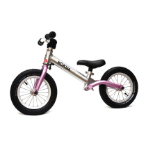 Bicicleta Kokua LikeaBike JUMPER ROSE rosa para niño
