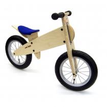 Bicicleta Kokua LikeaBike SPOKY color azul para niño