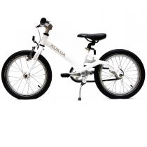 Bicicleta Kokua LiketoBike 16 2V-BRAKES color blanco para niño