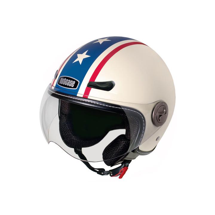 Casco Americana, Moto de NUTCASE.