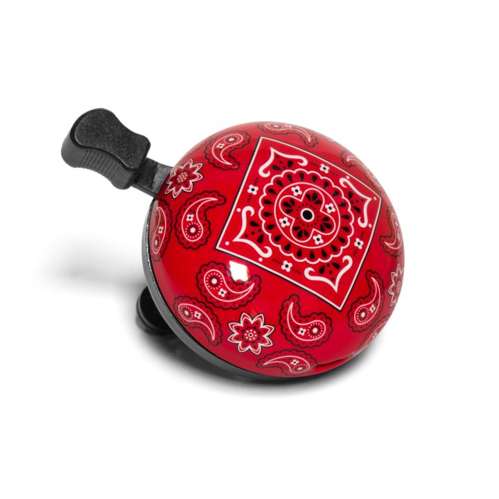 Timbre Red Bandana para Bicicleta de NUTCASE.