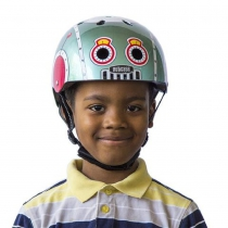Casco Tin Robot Junior de NUTCASE.