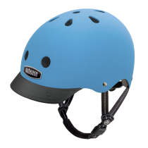 Casco Bay Blue (Mate), Street Sport NUTCASE.