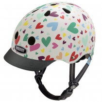 Casco Happy Hearts, Baby Nutty NUTCASE