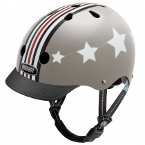 Casco Silver Fly,Junior Little Nutty NUTCASE