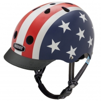 Casco Stars & Stripes, Junior Little Nutty NUTCASE