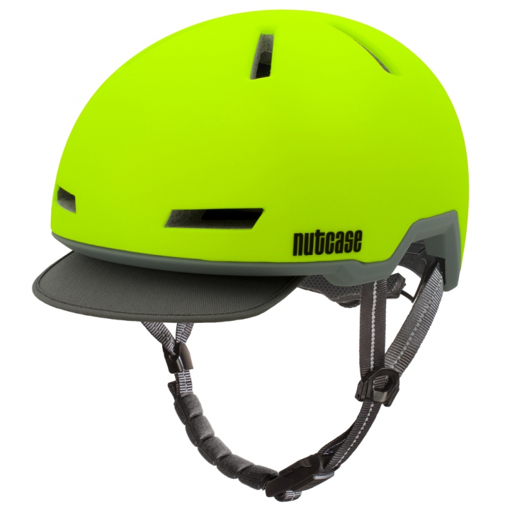 Casco Spark Yellow (Mate), Tracer NUTCASE