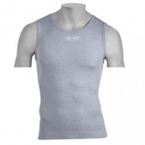 Camis.Int.s/m BODY Gris-Blanco