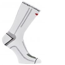 Calcetín COMPRESSION 3 uni Blanco