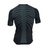 Camiseta Int. m/c BODY FIT EVO Negro