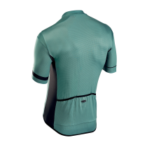 Maillot m/c AIR OUT Crem. Total Verde-Negro