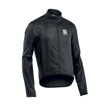 Chaqueta BREEZE 2 WindProof y Repelente al Agua Negro