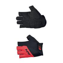 Guante Corto FLASH 2 Rojo-Negro