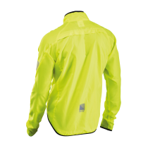 Chaqueta VORTEX WindProof Amarillo Fluo